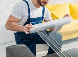 Umzug - Möbel und Einrichtungsgegenstände richtig verpacken und sichern