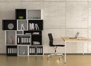 Arbeitszimmer einrichten - Ideen für Möbel und Gestaltung