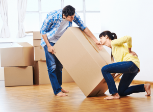 Unfallfrei umziehen - 5 Tipps für einen sicheren Umzug