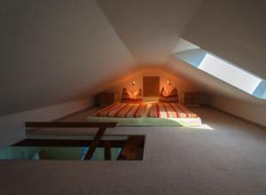 Schlafzimmer unterm Dach - was nun?