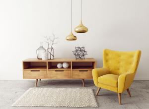 Moderner Sessel - ein Akzent in Ihrem Wohnzimmer