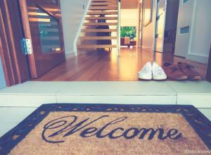Willkommen zu Hause! Tipps für einen schönen Eingangsbereich