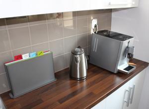 Küchengeräte als Einrichtungsgegenstand