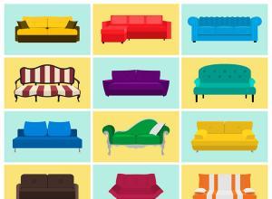Welches Sofa passt zu mir?