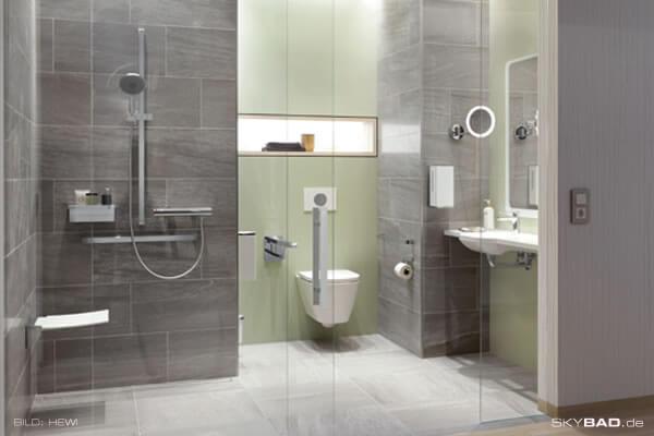 Diese Sanitärartikel dürfen in keinem barrierefreien Badezimmer fehlen