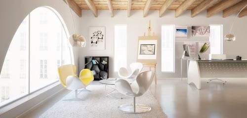 mit feng shui zur richtigen arbeitsplatzgestaltung. Black Bedroom Furniture Sets. Home Design Ideas