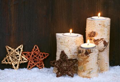 Weihnachtsdeko Aus Birke.Weihnachtsdeko Selber Machen