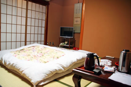 Japanisches futonbett  Japanische Möbel » fernöstliche Einrichtung entdecken