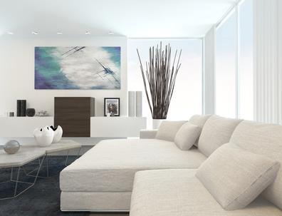 Wohnzimmer weiße möbel  Weiße Möbel – welche Wandfarbe?