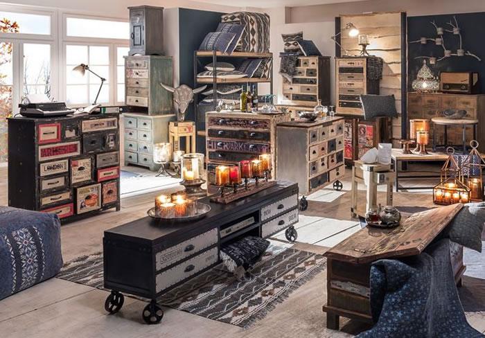 5 einrichtungsstile schnell erkl rt. Black Bedroom Furniture Sets. Home Design Ideas