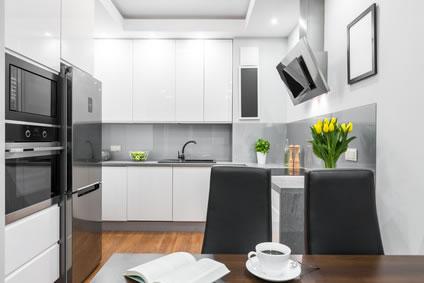 planung einer neuen einbauk che das sollten sie beachten. Black Bedroom Furniture Sets. Home Design Ideas