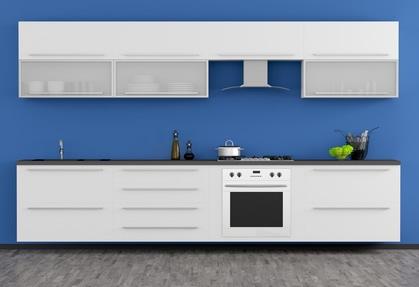 richtig einrichten k chenzeile oder einbauk che. Black Bedroom Furniture Sets. Home Design Ideas