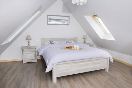 Schlafzimmer Unterm Dach - Dachschräge Was Nun? Tapeten Ideen Schlafzimmer Schrge