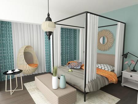 Wie Gestaltet Man Ein Schlafzimmer Erholsam Und Zweckdienlich?