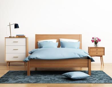 Schlafzimmer modern einrichten und gestalten