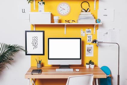 Arbeitszimmer Wandfarbe welche wandfarbe passt zu mir