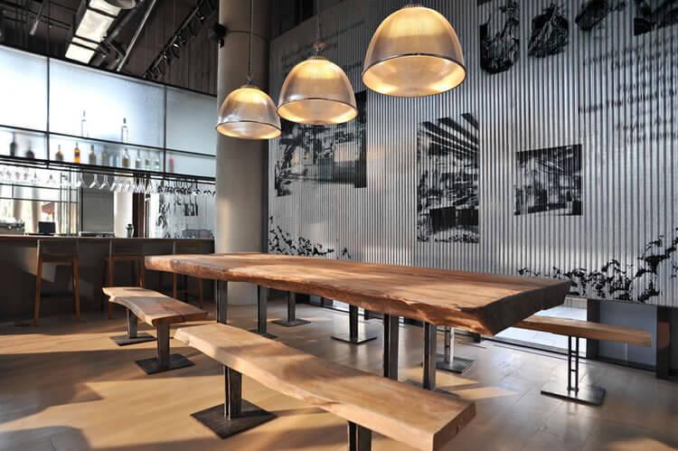 Berühmt Der Baumstamm-Tisch – das Highlight für jedes Zuhause #UB_35