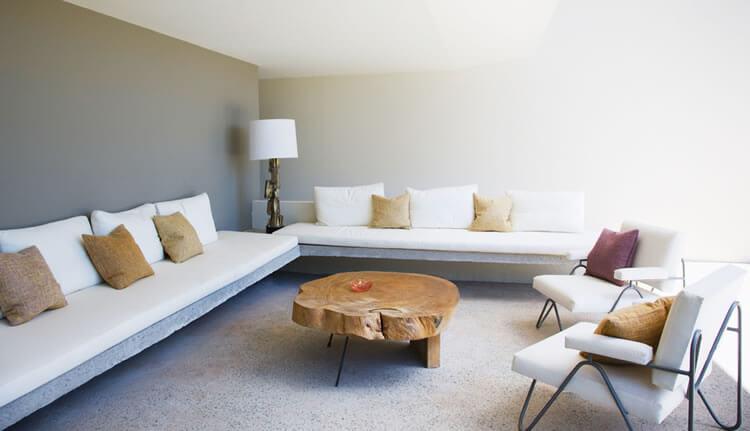 Der Baumstamm Tisch Das Highlight Fur Jedes Zuhause