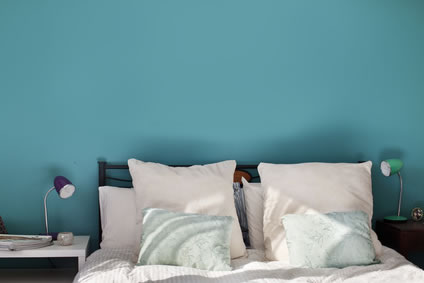 Welche Wandfarbe Passt Zu Mir? Schlafzimmer Farben Blau