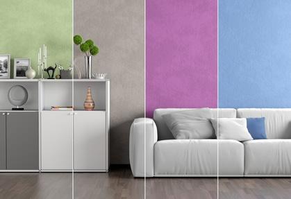 Moderne Wandgestaltung - das sind die Möglichkeiten