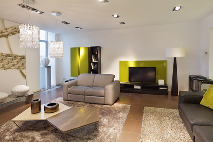 einrichtungsideen f r das wohnzimmer. Black Bedroom Furniture Sets. Home Design Ideas